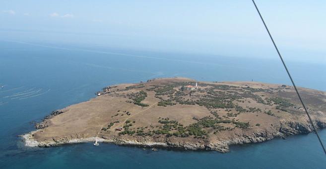 остров Свети Иван до Созопол