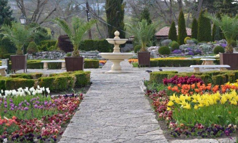 Ботаническа градина Варна