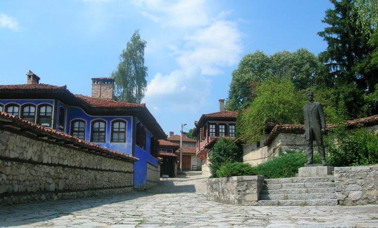 Копривщица - къщи и забележителности