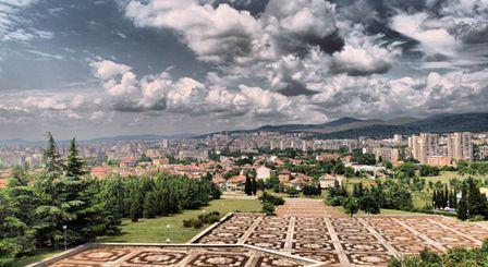 градски изглед